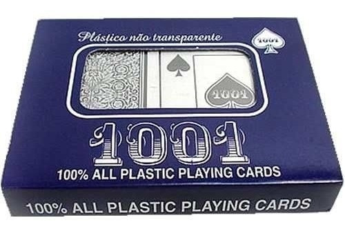 Jogo 2 Baralhos - 1001 Nacional - Copag Copag