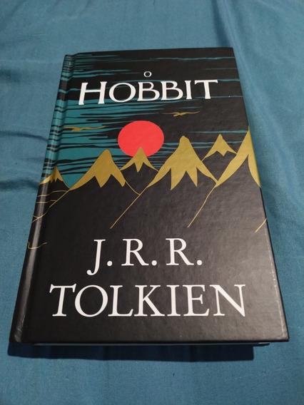 Livro O Hobbit - Edição Rara 75 Anos Tolkien + Pôster