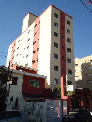 Apartamento Residencial À Venda, Jardim Bela Vista, Santo André. - Ap33079