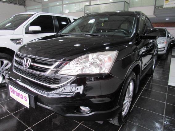 Honda Cr-v Exl 4x4 2.0 16v Gasolina Automático