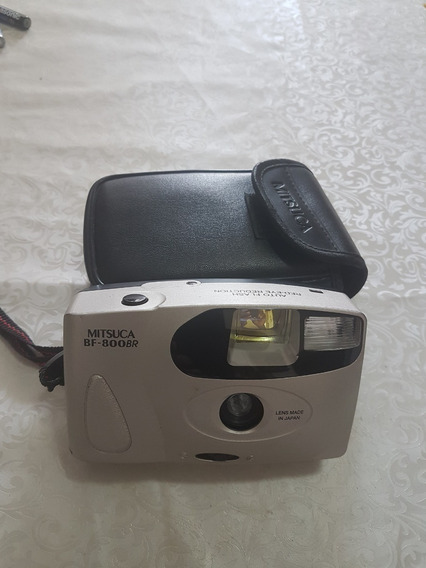 Câmera Fotográfica Mitsuca Bf- 800 Br