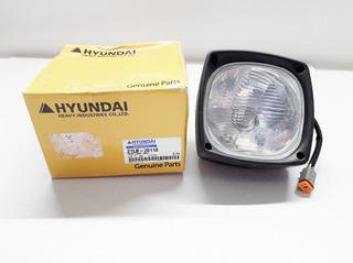 Farol Trabalho Escavadeira Hyundai 21lb-20110 Hl730-7 Origin