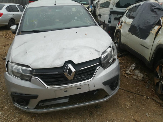 Sucata Renault Logan 1.6 2020 Para Retirada De Peças