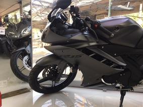 Yamaha R15 Special Edition Grafito