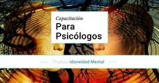 Curso Aplicación Y Análisis De Pruebas Para Idoneidad Mental