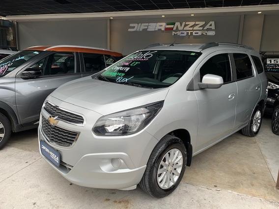 Chevrolet Spin Lt Aut. 2016 - Completo - Unico Dono
