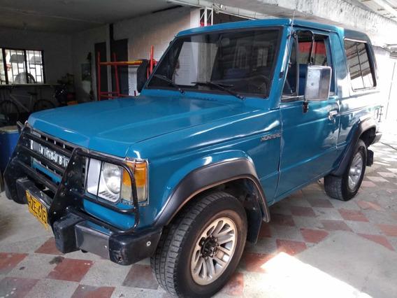 Mitsubishi Montero Tradicional