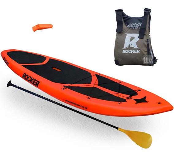 Tabla Stand Up Paddle Sup Stingray Rocker Kayak Chaleco Rock
