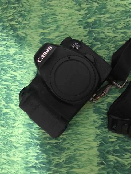 Câmera 6d Canon
