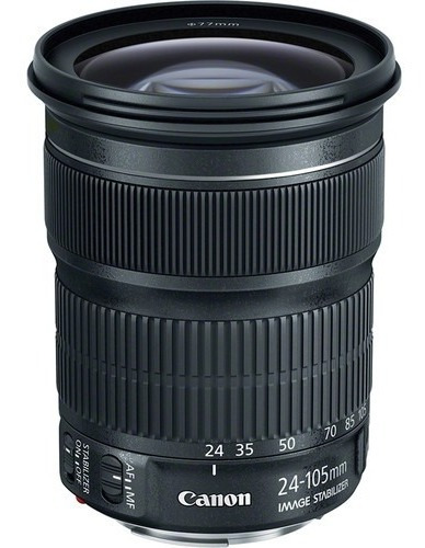 Lente Canon Ef 24-105mm F/3.5-5.6 Is Stm Nuevo !!!