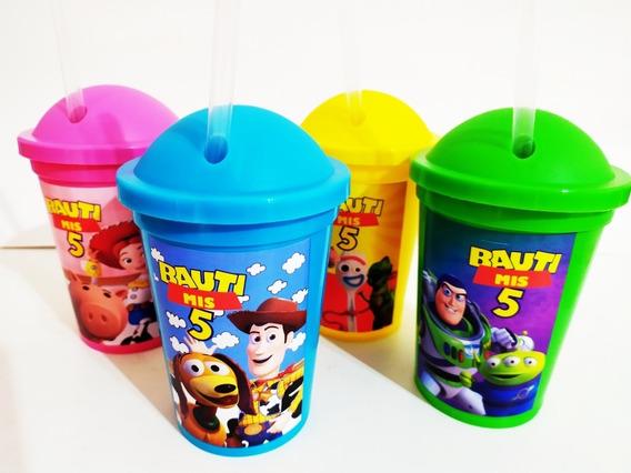 Vasos Plásticos Personalizados - Toy Story (25 Unid)
