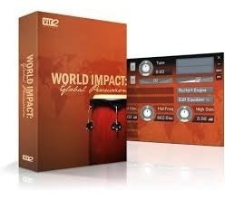 Vir2 Instruments World Impact Global Percussion Instrument