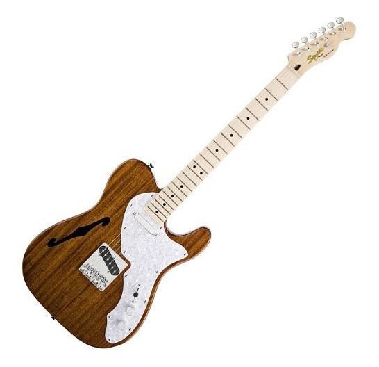 Guitarra Fender Squier Classic Vibe Telecaster Thinline Nt