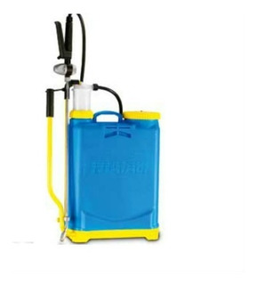 Fumigadora Eléctrica 16 Litros Batería Bomba Mochila