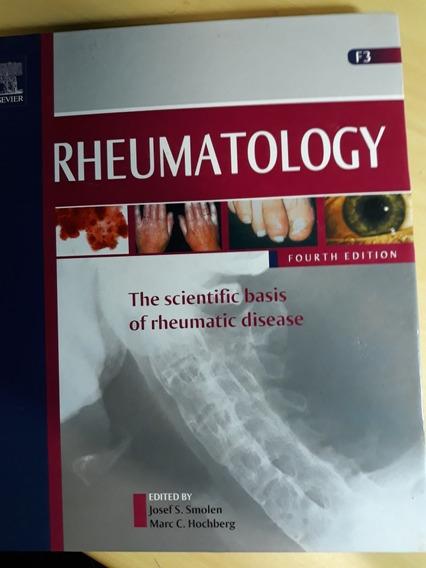 Livro Rheumatology F3 Fourth Edition The Scientific Basis Of