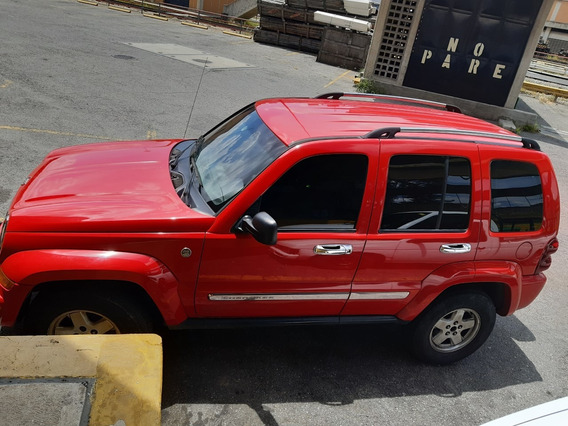 Jeep Liberty Roja 3,7
