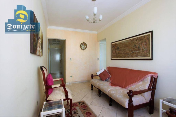 Apartamento Residencial À Venda, Vila Santa Teresa, Santo André. - Ap5307