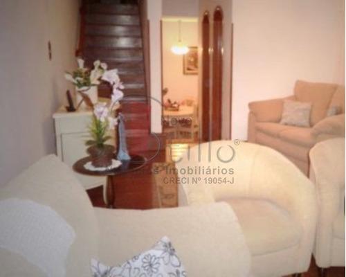 Imagem 1 de 15 de Sobrado - Alto Da Mooca - Ref: 4632 - V-4632