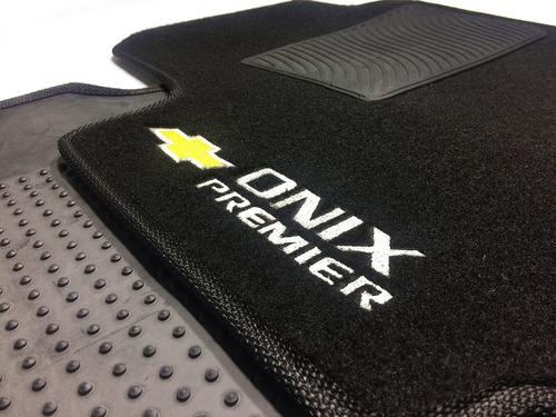 Tapete Carpete Onix Premier Plus Turbo 2020 2021 2022