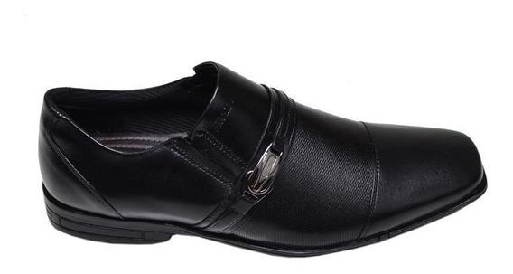 Sapato Masculino Natur Social Ferracini Preto