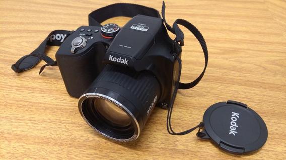 Camera Kodak Easyshare Z990 Zoom Ótico 30x 12mp
