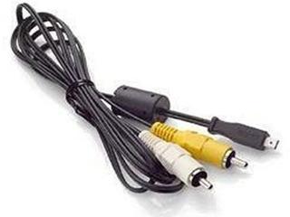 Cable Audio Y Video Kodak Av8 Para Camaras Kodak