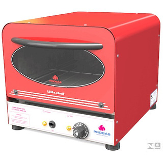 Forno Refratário Prpe-200 Color Little Chef 220v Progás