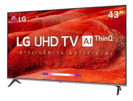 Smart Tv Lg 43 Led Uhd 4k Thinq Ai 43um7510