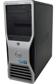 Workstation Dell Precision T-5500 Six Core Hd 320gb 4gb M