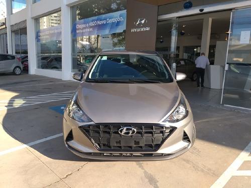 Imagem 1 de 14 de Hyundai Hb20 1.0 12v Flex Vision Manual