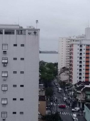 Apartamento Com 2 Dorms, Boqueirão, Santos, Cod: 11351 - A11351