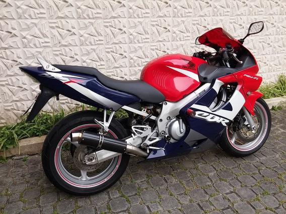 Cbr 600 F4i 2002/2002 - Raridade!!
