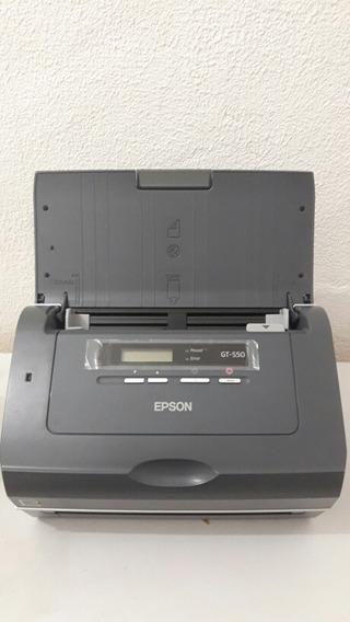 Scanner De Mesa Epson Work Force Pro Gt-s50 Novo