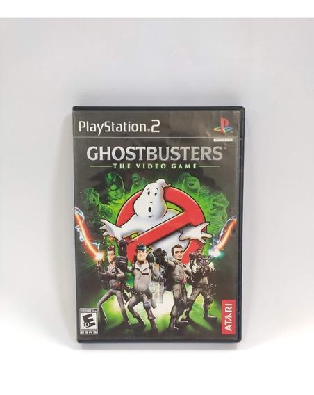 Ghostbusters The Video Game Ps2 Seminovo Usado Completo