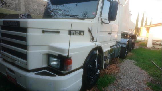 Scania T112 Hs 330 Turbo/intercooler Com Bug 20 Prancha