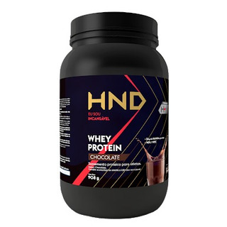 Whey Protein Chocolate Hnd Suplemento