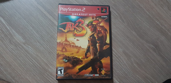 Jak 3 Original Midia Fisica - Playstation 2