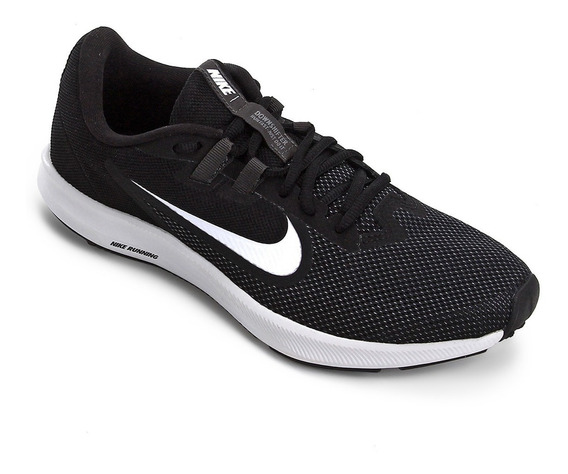 Tênis Nike Feminino Preto Downshifter 9 Preto Frete Grátis !