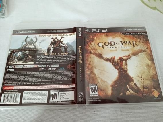 God Of War Ascencion Dublado Play3 Ps3 13#j
