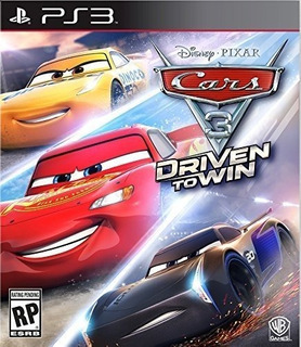Cars 3: Driven To Win: Playstation 3