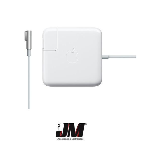 Carregador Apple Magsafe De 85w Para Macbook Pro De 15 E 17