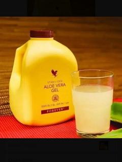 Aloe Vera Gel Forever. Suco De Aloeveragel For. Só Hoje