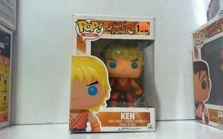 Dr. Veneno Funko Pop Street Fighter Ken