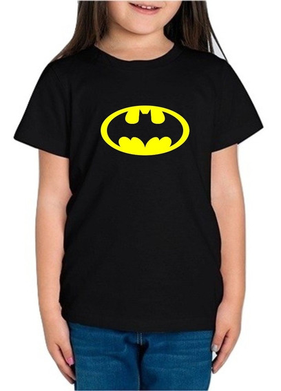 Playera Batman Niña