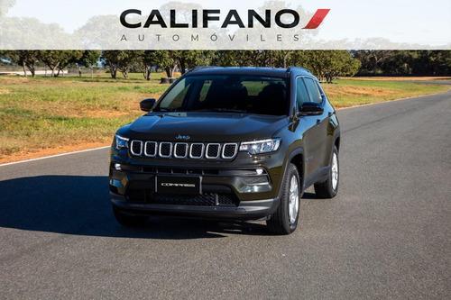Jeep Compass Longitud, 180 Hp, Turbo, At. Tasa 0% 2022 0km