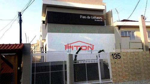 Imagem 1 de 12 de Sobrado Com 2 Dormitórios À Venda, 70 M² Por R$ 350.000,00 - Jardim Maringá - São Paulo/sp - So1261