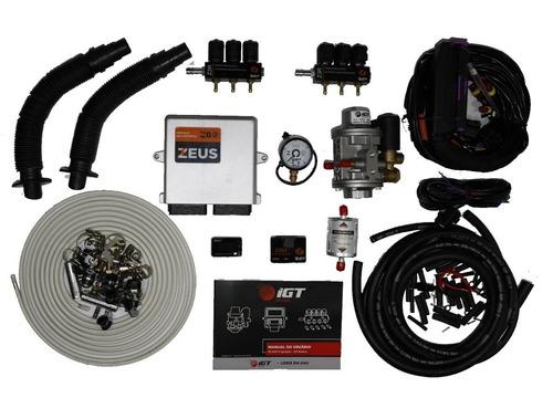 5ª Geração Igt Zeus V6 6 Cilindros (com Nf)