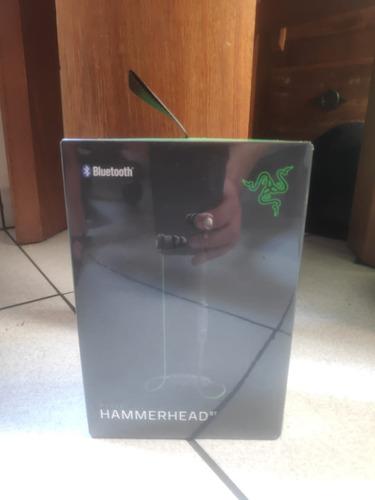 Fone De Ouvido Bluetooth Razer Hammerhead Bt