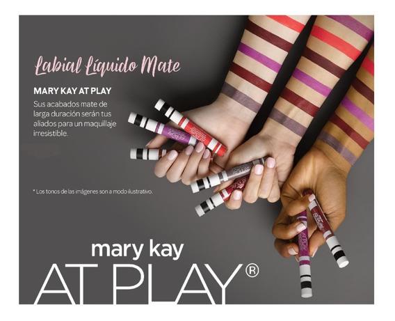 Labial Líquido Mate Mary Kay At Play