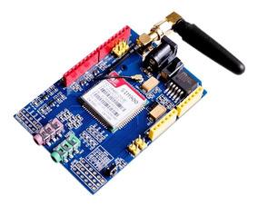 Shield Gprs Gsm Arduino + Antena